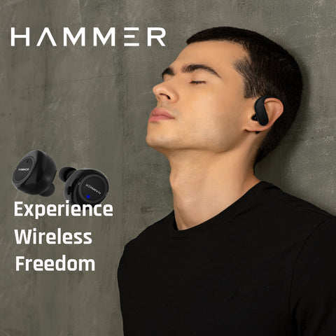 Hammer KO Sports Truly wireless earbuds