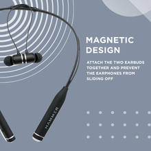 Load image into Gallery viewer, Neckband Bluetooth Earphones With Magnetic