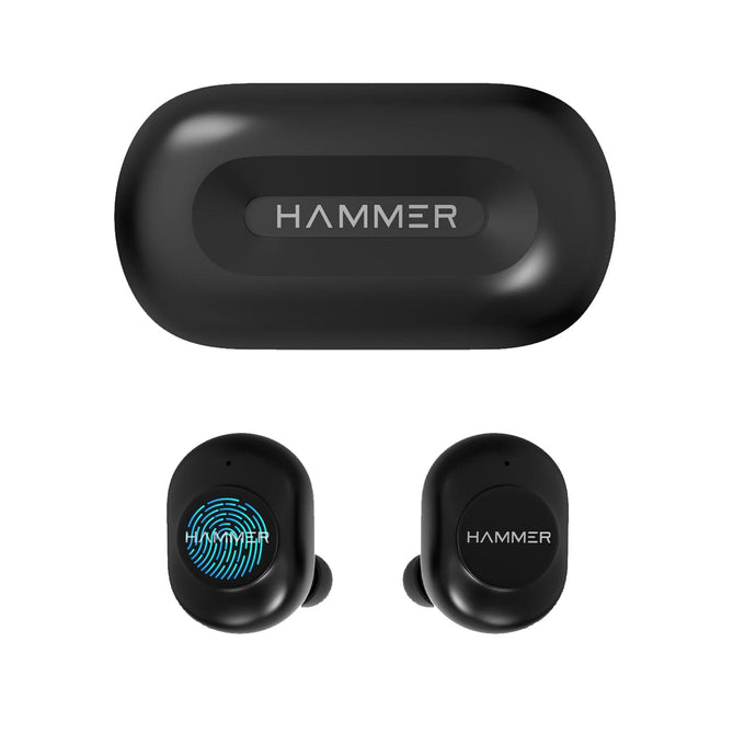 Hammer airtouch Bluetooth truly wireless Earbuds with touch control