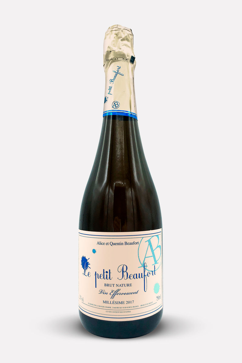 Le Petit Beaufort Brut Nature 2010 Case of Six Bottles