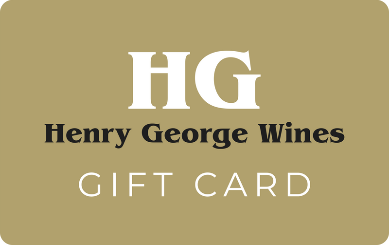 Gift Cards from Henry George Wines