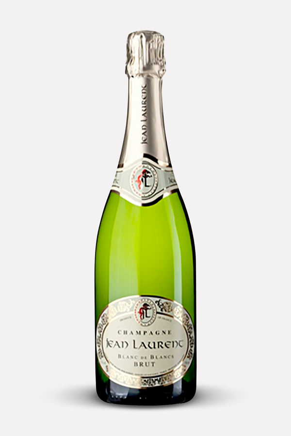 Jean Laurent Blanc De Blancs Brut - Case of 6 Half Bottles