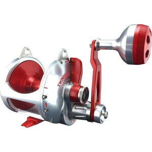 Accurate Boss BV2-800 : 2 Speed Lever Drag Reel