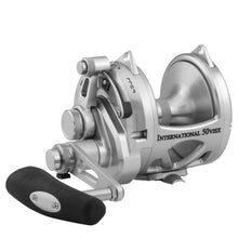 Load image into Gallery viewer, Penn International VISX 2-Speed Lever Drag Reel - Silver INT50VISX