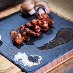 Asian Smoked Wings - 8 Wings