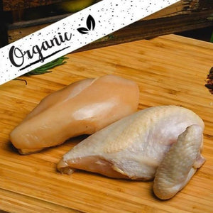Organic Chicken Breast - 500g