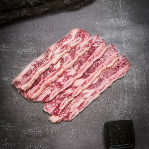 Korean Flanken Short Ribs - 550g
