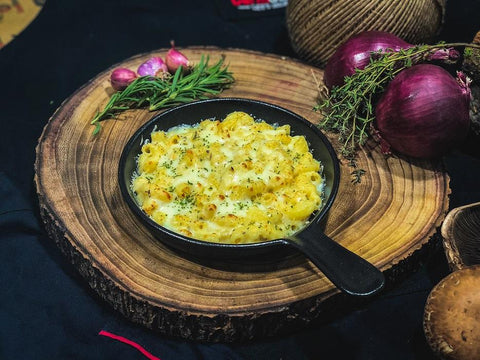 Truffle Mac'N'Cheese
