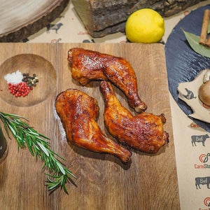 Smoked Chicken Legs - 800g