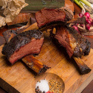 Smoked Short Ribs - Half Rack - 900g