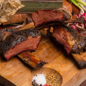 Smoked Short Ribs - Full Rack - 1.4 - 1.6kg