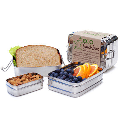 ECO Lunch Box Three in One