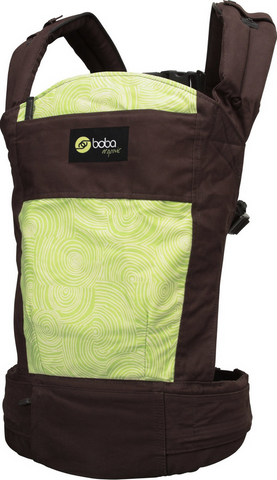Boba 2G Organic Baby Carrier