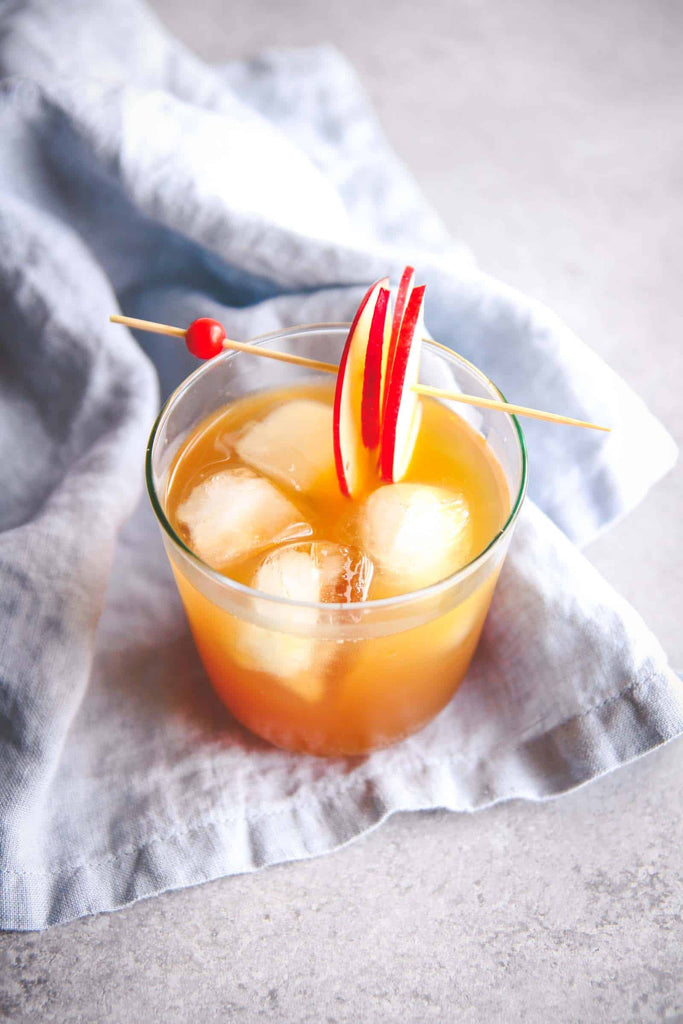 Sip of the Month: Apple Cider Old Fashioned Cocktail