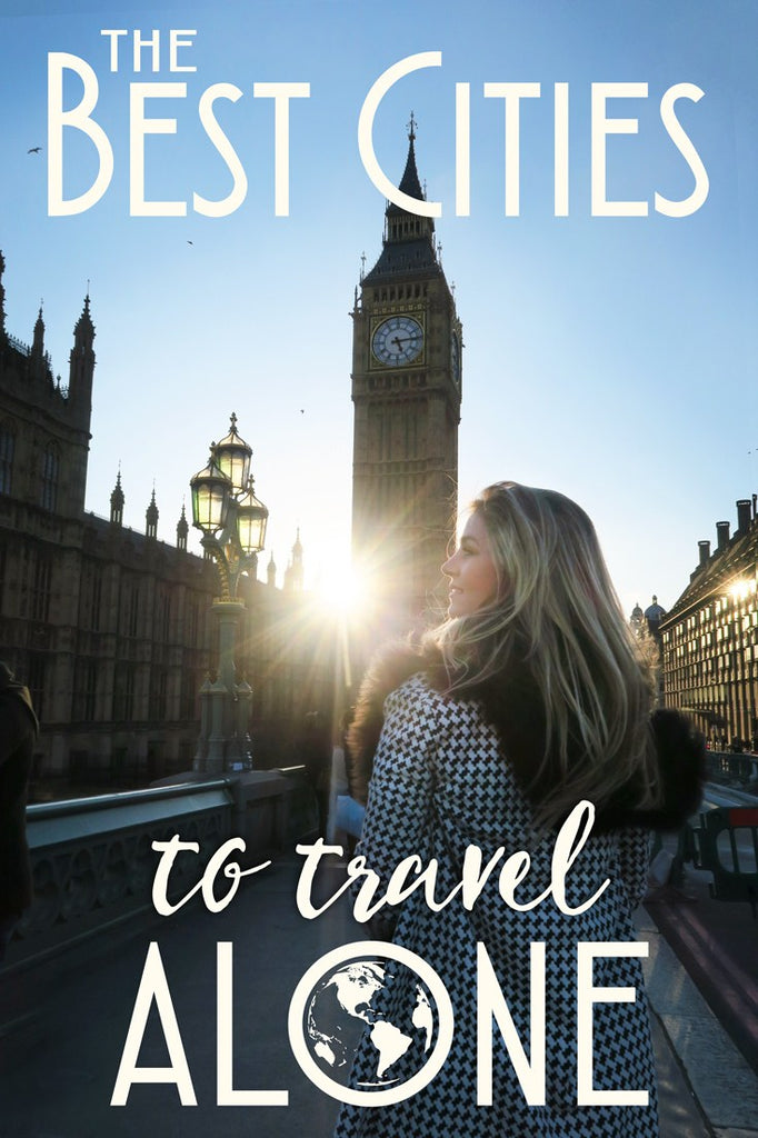 The Best Cities to Travel Alone: The Blonde Abroad