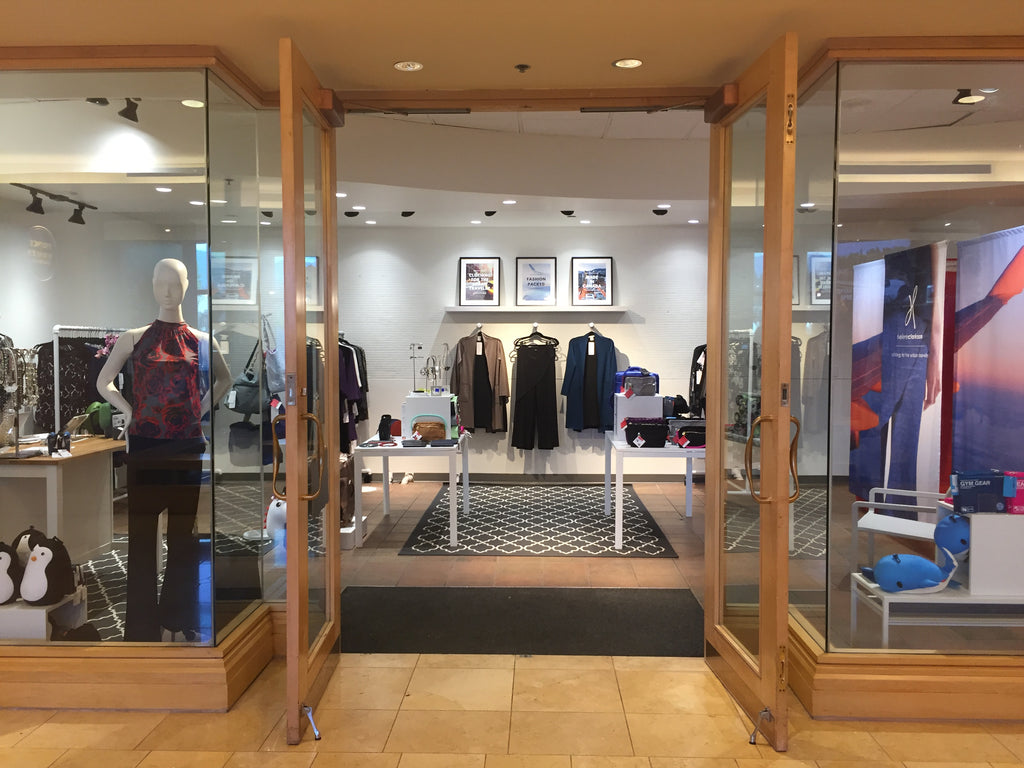 The Helene Clarkson Pop Up Shop In Vancouver
