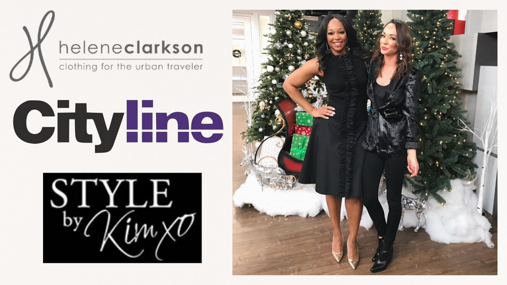 Helene Clarkson: Cityline Fashion Friday