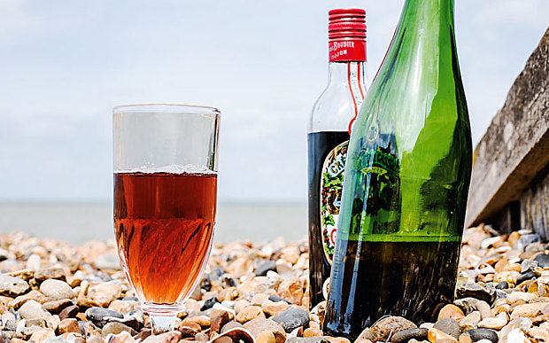 Sip of the Month: Kir Breton