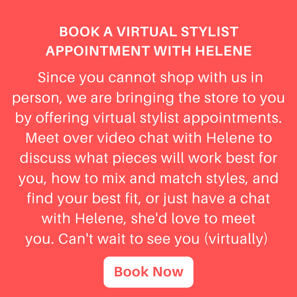 Virtual Stylist Appointment