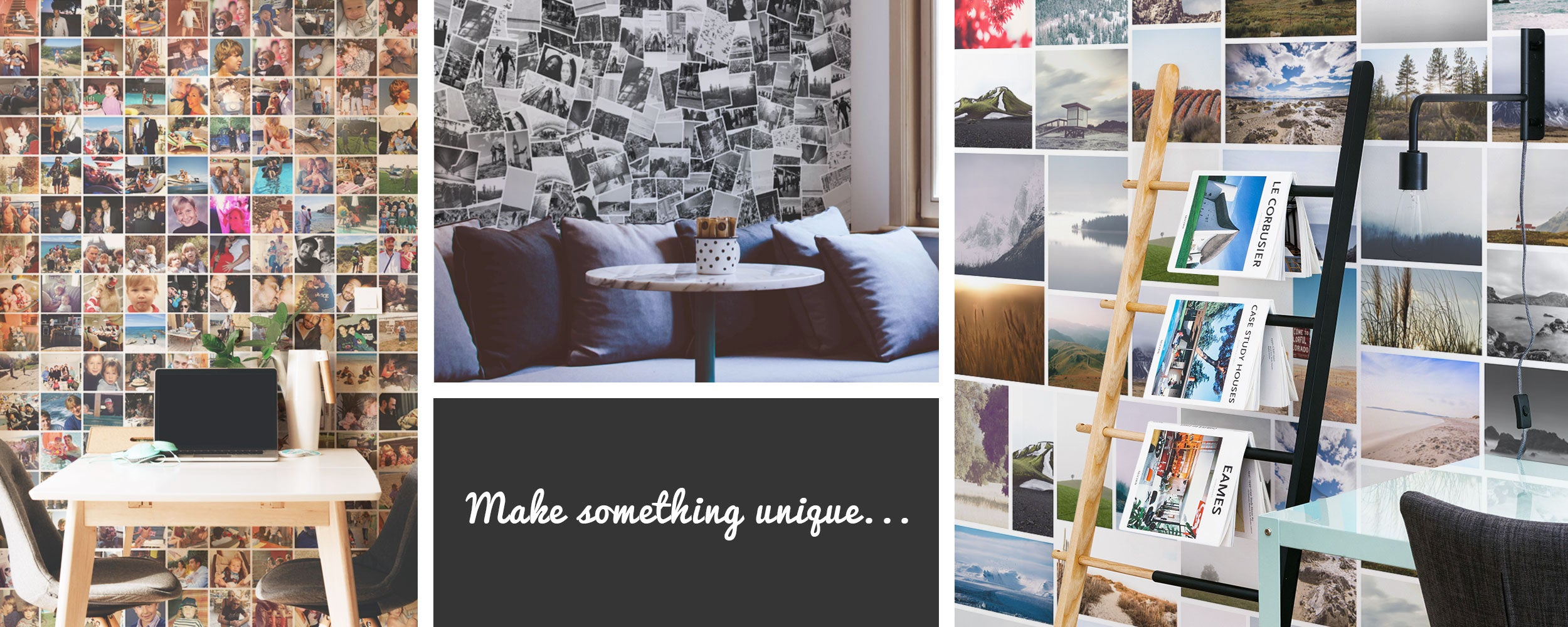 Create A Collage Mural