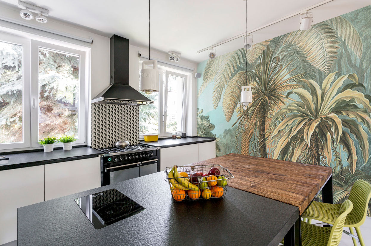Your kitchen click the image to go to the wall mural page or scroll to the bottom to browse our hand picked selection of wall murals and wallpaper