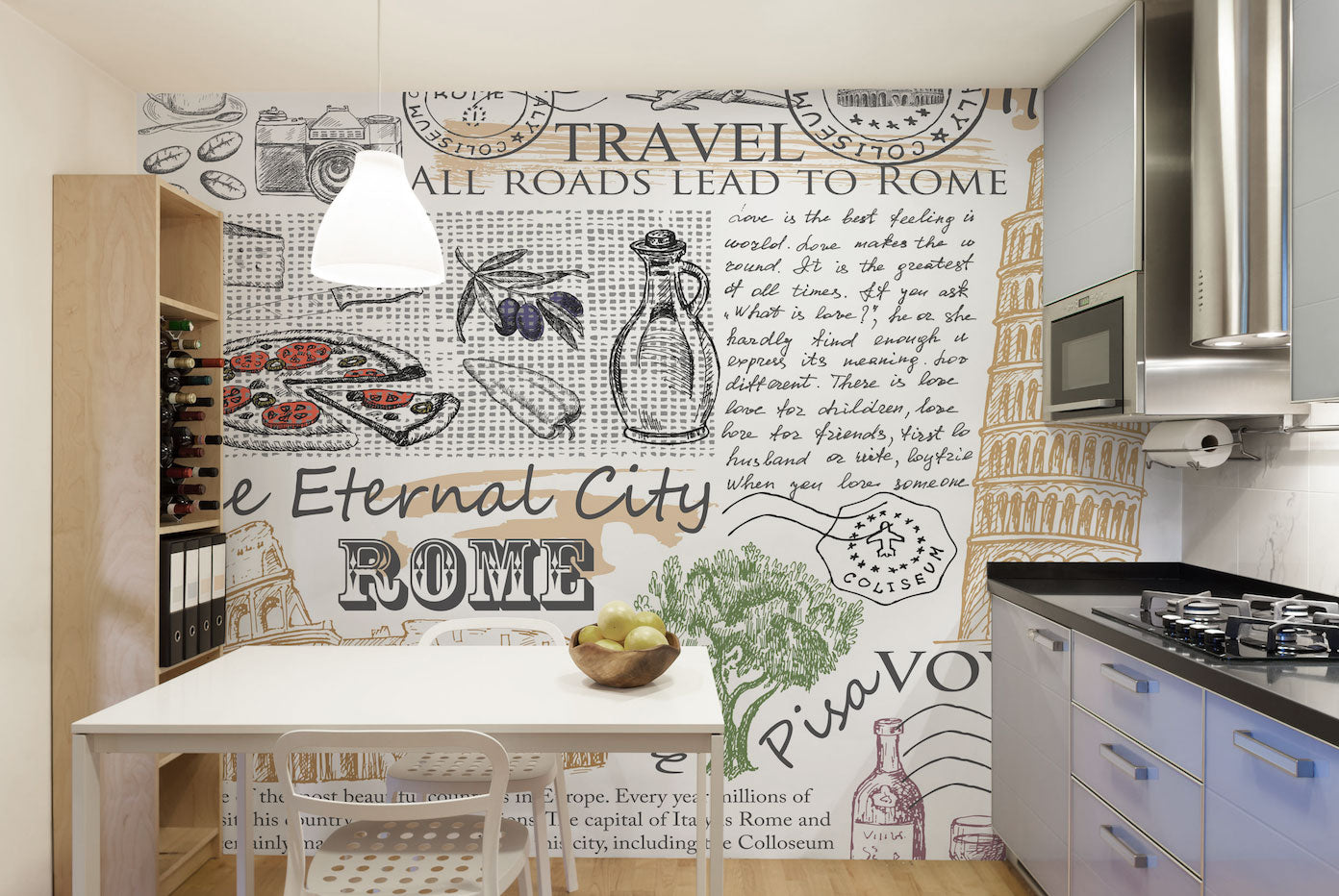 Nice ... Your Kitchen. Click The Image To Go To The Wall Mural Page Or Scroll To  The Bottom To Browse Our Hand Picked Selection Of Wall Murals And Wallpaper  ...