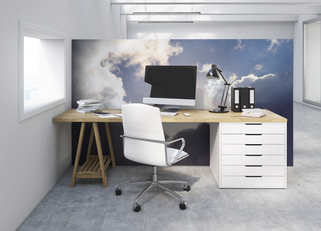 Re Decorating Your Office With Wall Murals And Cubicle Stickers! U2013 Eazywallz