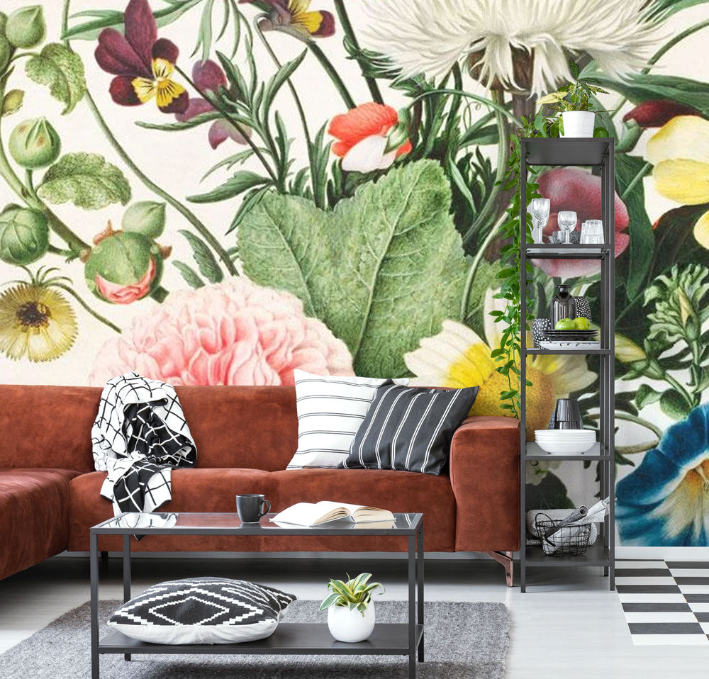 22 Custom Wall Murals to Make your Home a Sanctuary in 2020