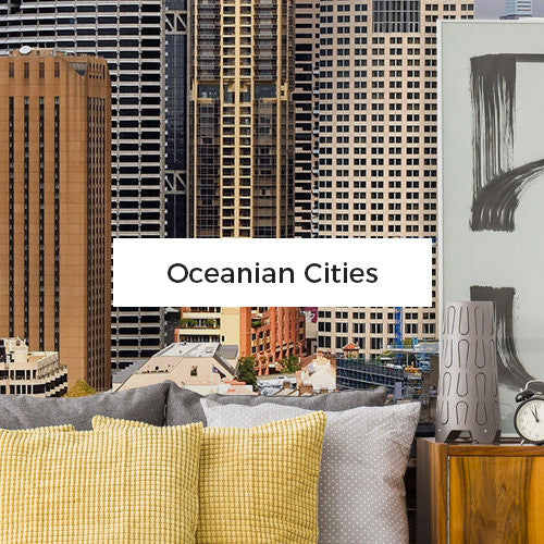 cityscape wall murals - cityscape removable wallpaper – eazywallz