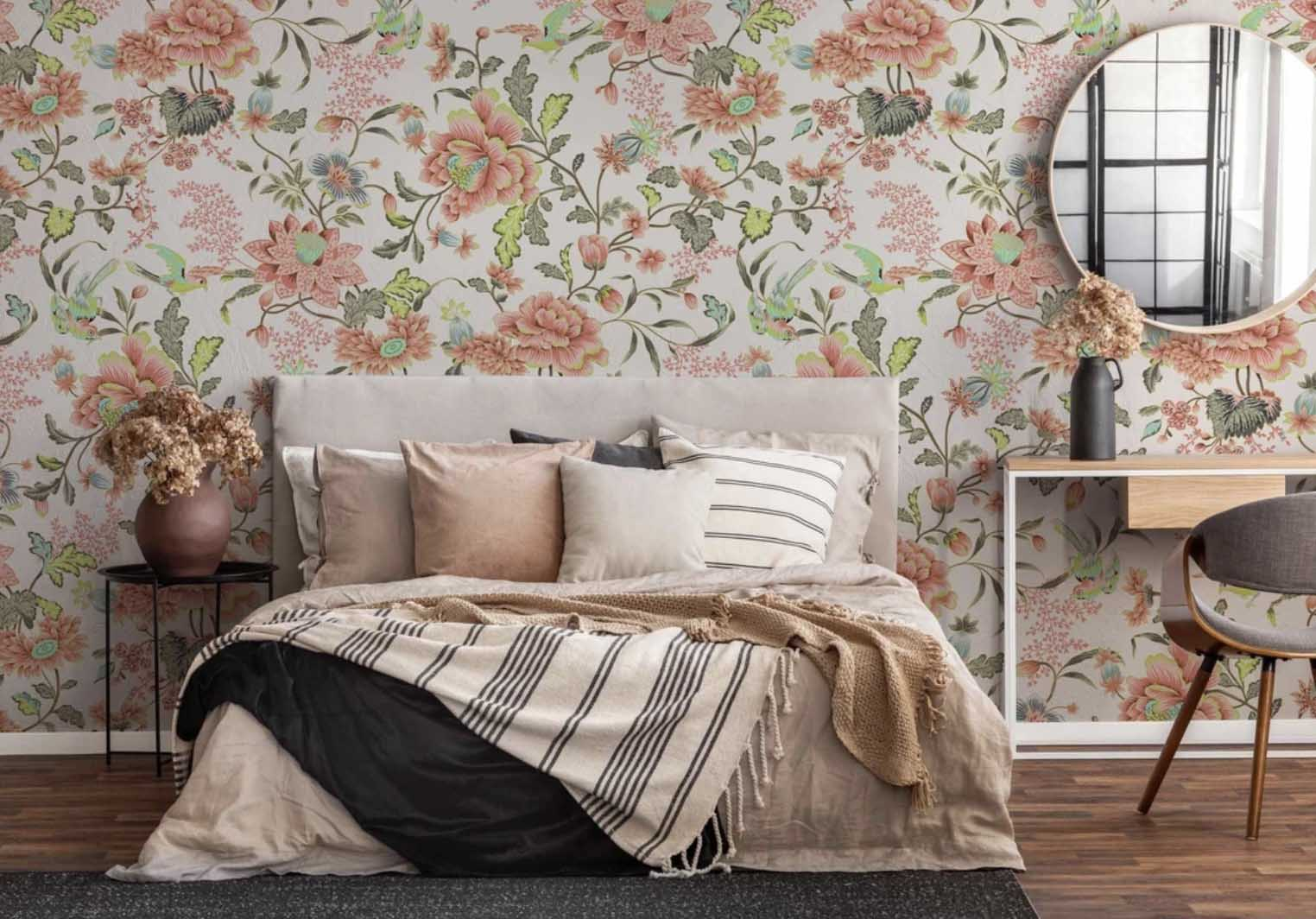 traditional removable wallpaper
