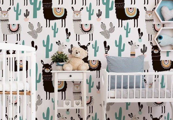 childrens room wallpaper wall murals for kids babys