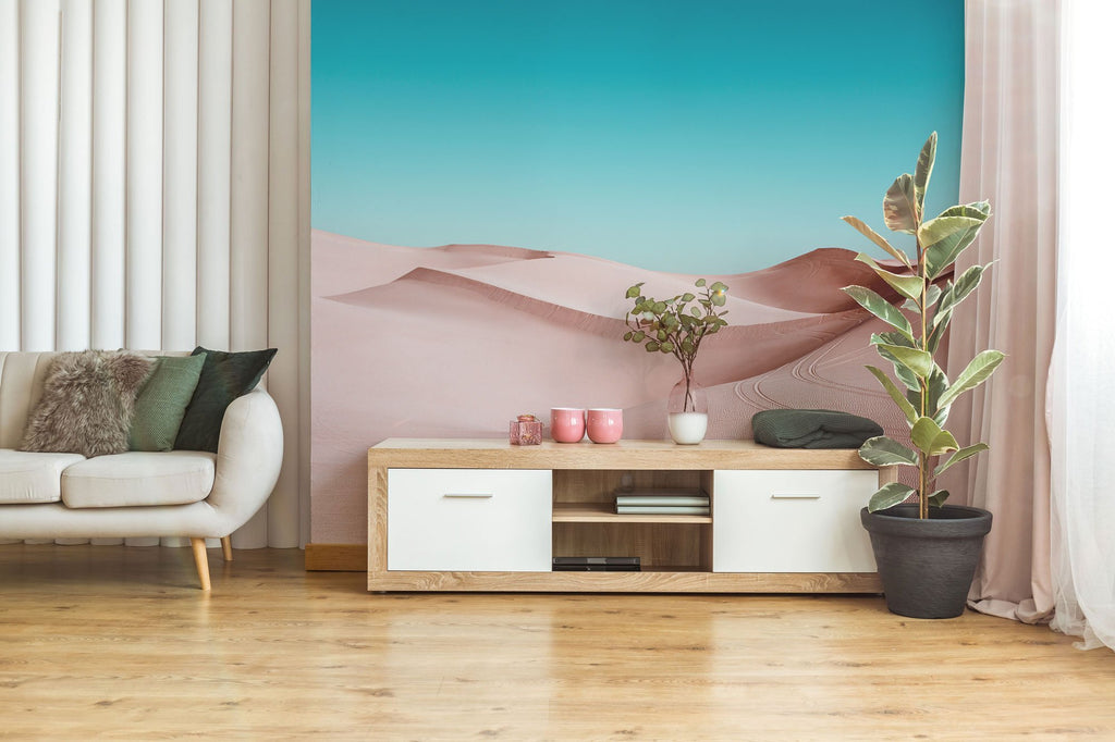 dreamy landscape wallpaper mural