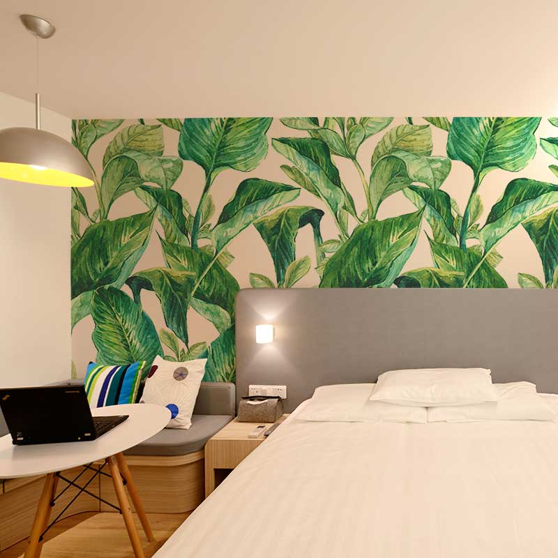 Green Wall Murals Image collections home design wall stickers