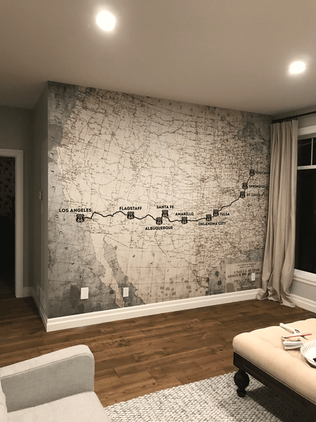 20 Accent Wall Mural Ideas for your Home Decor Eazywallz Wallpaper