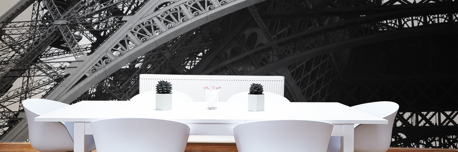 Eiffel Tower Wall Murals Eiffel Tower Wallpaper Photos Eazywallz