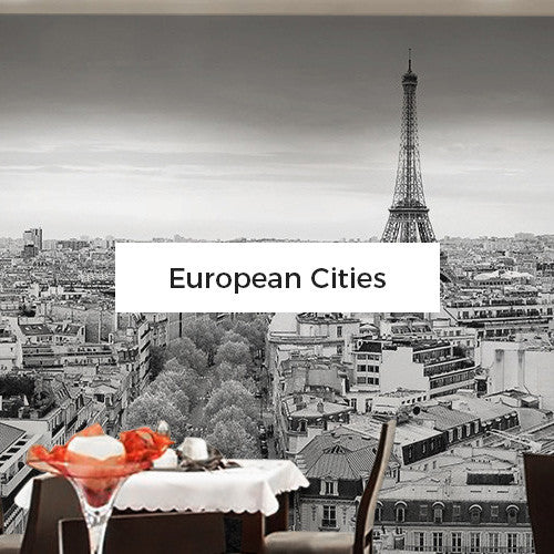 european cityscape wallpaper murals eazywallz