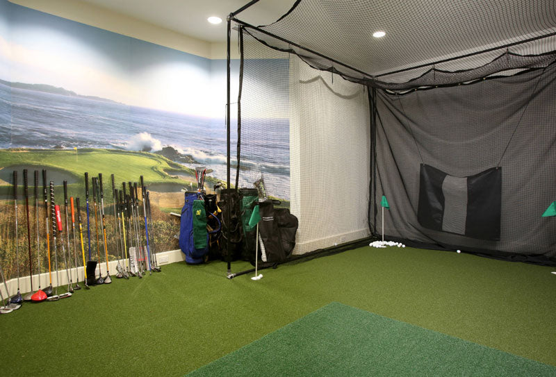 golf wall murals houzz apartment therapy easywallz