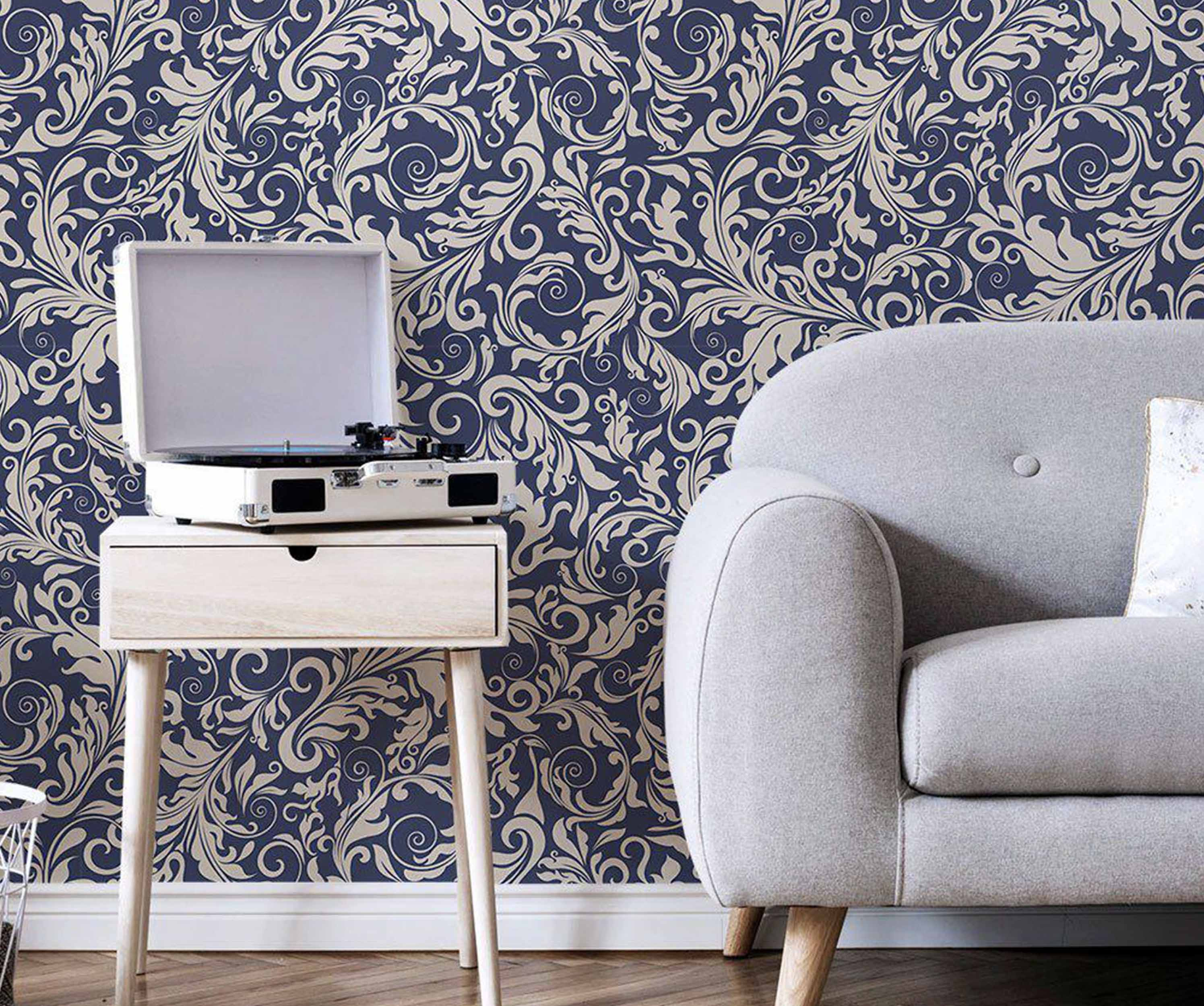 Baroque Wallpaper from Eazywallz