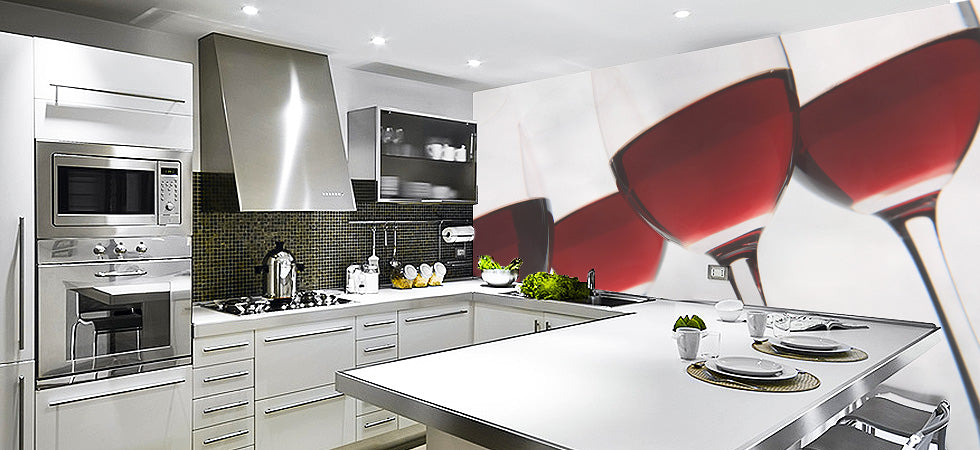 kitchen wall murals eazywallz fruits kitchen wall decor paper wallpapers online store