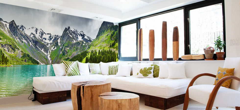 landscape wall murals nature wall murals eazywallz 8 best wall murals