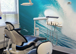 Dental Office Wall Murals