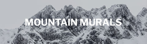 mountain removable wallpaper and wall murals