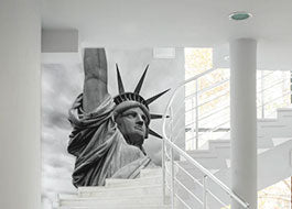 Property Management Wall Mural
