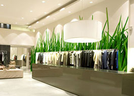 Retail Wall Murals