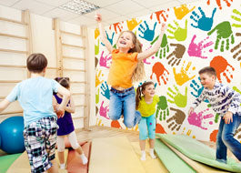 School Wall Murals