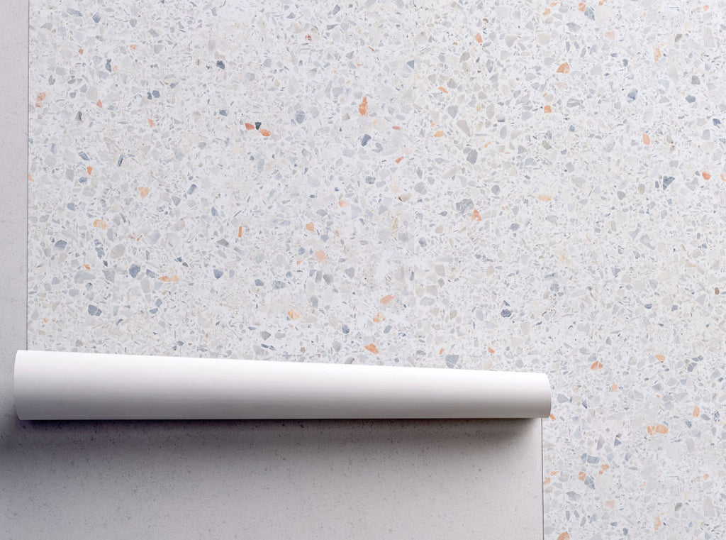 removable wallpaper terrazzo peel and stick