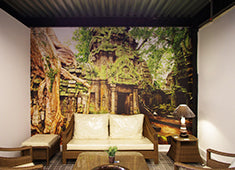 Eazywallz wall mural customer example 16
