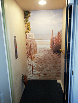 Eazywallz wall mural customer example 20