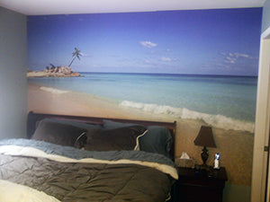 Eazywallz wall mural customer example 22