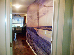 Eazywallz wall mural customer example 23